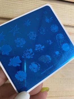 Пластина KADS Flower 035