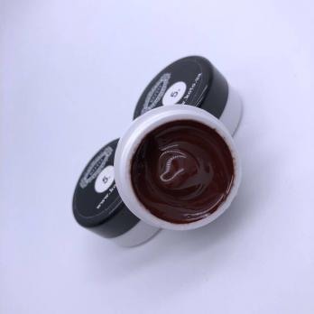 Гель-краска КОТО №05 (коричневая)