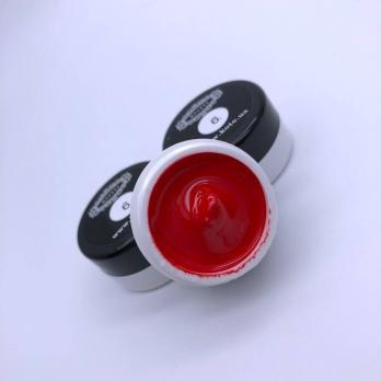 Гель-краска КОТО №06 (красная)