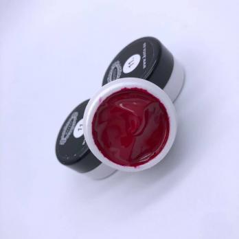 Гель-краска КОТО №11 (малиновая)
