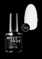 Топ матовый Мистик Top Coat Matte MYSTIQUE™, 15мл