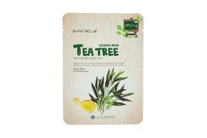 Маска для лица с экстрактом чайного дерева S+miracle Tea Tree Essence Mask