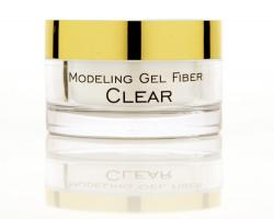 Гель прозрачный Modeling gel Fiber Clear RevolutioN, 50ml