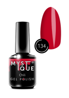 134 Gel Polish #134 «Chili» MYSTIQUE™, 15 мл