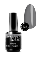 135 Gel Polish #135 «Smoke» MYSTIQUE™, 15 ml