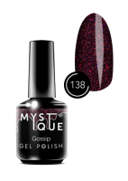 138 Gel Polish #138 «Gossip» MYSTIQUE™, 15 ml