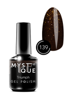 139 Gel Polish #139 «Ttiumph» MYSTIQUE™, 15 ml