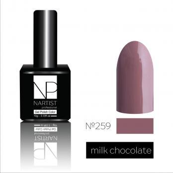 Nartist 259 Milk Chocolate 10g