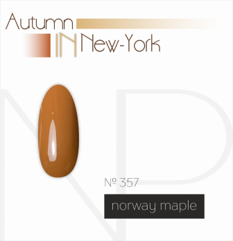 Nartist 357 Norway Maple 10g