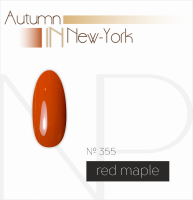 Nartist 355 Red Maple 10g