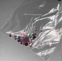 Мини-набор страз Crystal AB, 36шт