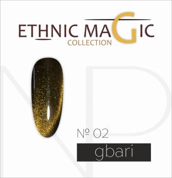 Nartist 02 Ethnic Magic Gbari 10g