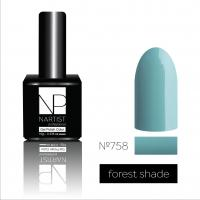 Nartist 758 Forest shade 10g