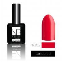 Nartist 302 Carrot Red 10g