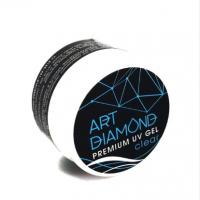 Гель для наращивания Art Diamond Premium Clear, 14мл