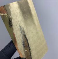 Стикер М80 gold
