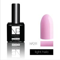 Nartist 211 Light halo 10g