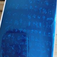 "Пластина для стемпинга ТакиДа 05 ""Силуэты"""