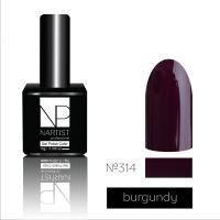 Nartist 314 Burgundy 10g