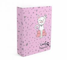 Органайзер для пластин Lesly (Кошки)