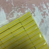 Набор бафиков Monami 100/180грит, 50шт желтый