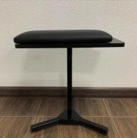 Подставка для педикюра, черная
