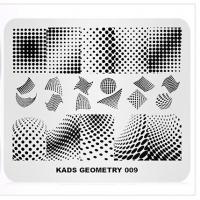 Пластина KADS Geometry 009