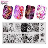 Пластина для стемпинга BeautyBigBang XL-089