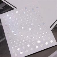 Стикер Звезды 361 (серебро)