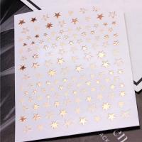 Стикер Звезды 361 (розовое золото)