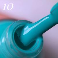 Лак для стемпинга Нейлстори NailStory, мятный №10