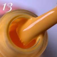 Лак для стемпинга Нейлстори NailStory, желтый-солнечный №13