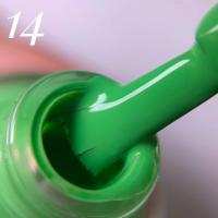 Лак для стемпинга Нейлстори NailStory, салатовый №14