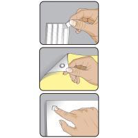 Пластилин для закрепления типс