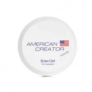 Base gel for Toenails База для педикюра American Creator, 30мл