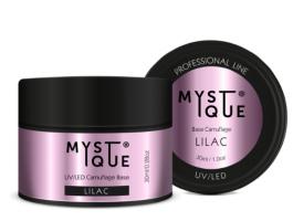 """Камуфлирующая база Мистик Mystique """"Lilac"""", 30мл"""