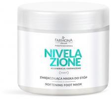 Смягчающая маска для ног с мочевиной Nivelazione Farmona, 500мл