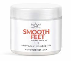 Грейпфрутовый солевой пилинг для ног Farmona, 690гр