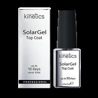 Верхнее покрытие SolarGel Top Coat KINETICS, 15мл