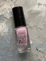 Лак для стемпинга TAKIDA 079 розовая пастель, 5мл