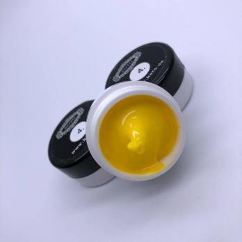 Гель-краска КОТО №04 (желтая)
