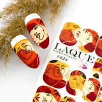 Слайдер дизайн #424 Laque Stikers