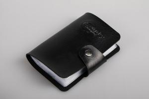 Кейс для пластин Swanky Stamping, на 20 пластин, черный