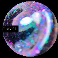 Гель-лак со спецэффектами SOTA AVENTURINE GEL 01, 10ml