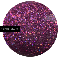 Гель-лак со спецэффектами SOTA EUPHORIA GEL 01, 10ml