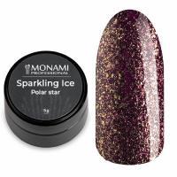 Гель-лак SPARKLING ICE Polar Star Monami, 5 гр