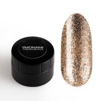 Гель-лак Luxury Gold Monami, 5 гр