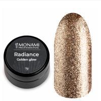 Гель-лак RADIANCE Golden glow Monami, 5 гр