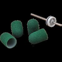 Колпачок MULTIBOR зеленый (80 грит) 13мм, 1шт