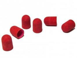 Колпачок MULTIBOR красный (60 грит) 10мм, 1шт